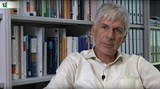 Prof. Dr. Wolfgang Stölzle on logistics and digitization. Video interview.